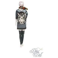 Model ubrania -Sally Tiger (poziom łatwy)