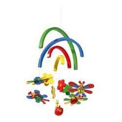 Karuzela dla dzieci Tańczące biedronki