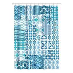 H&M Home Zasłona prysznicowa Mozaika 180x200