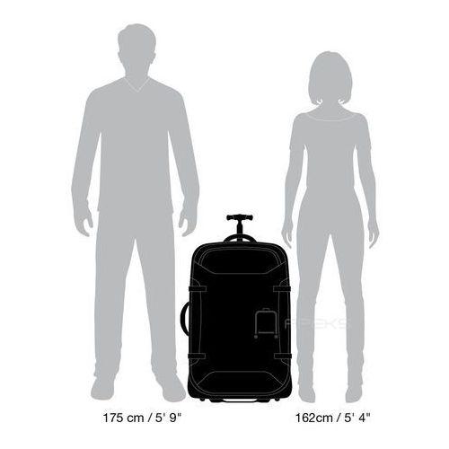 7e386106f7e39 Pacsafe Toursafe AT29 torba podróżna na kółkach 96L   czarna ...