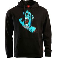 bluza SANTA CRUZ - Screaming Hand Black (BLACK) rozmiar: L