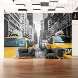 Fototapeta - New York taxi