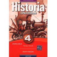 Historia i społeczeństwo 4 Zeszyt ćwiczeń (opr. miękka)