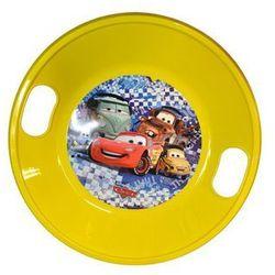 Duży ślizg dla dzieci 59cm - Żółty