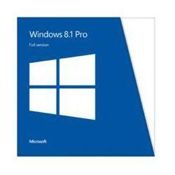 Microsoft OEM Windows 8.1 Pro x64 - Pełna wersja - Polski - DARMOWA DOSTAWA!!!