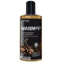 Joy Division WarmUp Massage Oil Coffe Rozgrzewający olejek do masażu kawa 150 ml