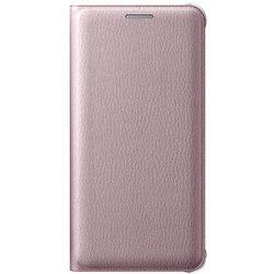 Etui SAMSUNG Flip Wallet do Galaxy A3 (2016) Różowy