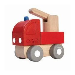 Mini autko Straż pożarna