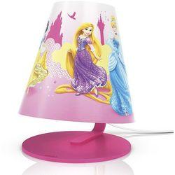 DISNEY - Lampka nocna LED Princess Wys.24cm