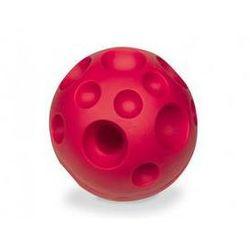 Zabawka dla zwierząt Nobby Snack Ball Soft piłka na przysmaki 12cm Czerwona