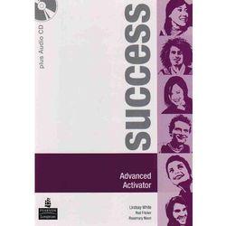 Success Advanced - Activator Plus Audio Cd [Zeszyt Ćwiczeń] (opr. miękka)