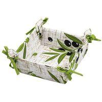 Koszyk tekstylny Oliwki, 34 x 34 cm