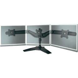 """Uchwyt do monitora, stojący Digitus DA-90315, 38,1 cm (15"""") - 134,6 cm (53""""), Maksymalny udźwig: 24 kg, na 3 monitory"""