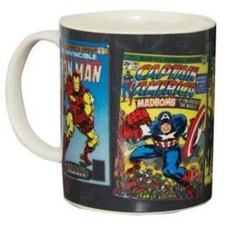Kubek GOOD LOOT Marvel Comics Heat Change Mug
