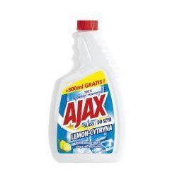 Płyn do szyb Ajax Cytryna zapas 750ml