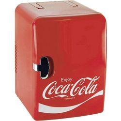 Minilodówka turystyczna / Party cooler, termoelektryczna Ezetil Coca-Cola MiniFridge 23 526100, 12 V, 230 V, 22 l, Czerwony