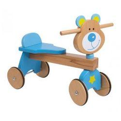 Jeździk drewniany dla Dzieci Miś