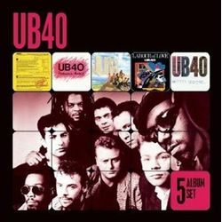 UB40 - SIGNING OFF/PRESENT ARMS/UB44/LABOUR OF LOVE/GEFFE