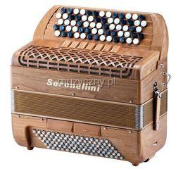 Serenellini 373 MW Solid Wood 37(67)/3/7 96/4/2 akordeon guzikowy (wykończenie drewniane) Płacąc przelewem przesyłka gratis!
