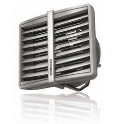 Nagrzewnica wodna powietrza Sonniger Heater One 5-20 kW + konsola obrotowa + regulator prędkości