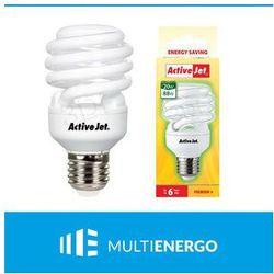 ActiveJet Świetlówka AJE-SF20P E27/20W-->88W - 6000h