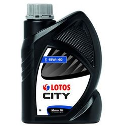 Olej City 15W-40 Lotos, 1L