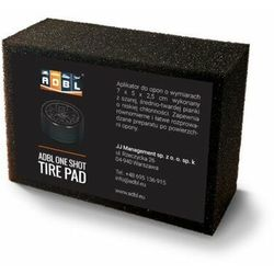 ADBL One Shot Tire Pad Megapack 10szt. piankowy aplikator do dressingu do opon