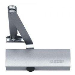 Samozamykacz GEZE TS1500 bez ramienia srebrny EN 3/4 (skrzydło do 90kg,max.szer.1100mm)