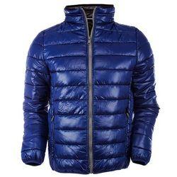 Niebieska pikowana kurtka MZGZ Later