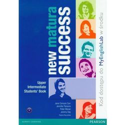 New Matura Success Upper Intermediate Student\'s Book (opr. miękka)
