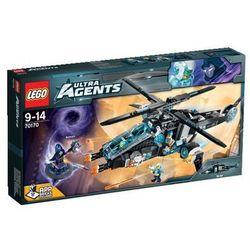 Lego ULTRA AGENTS Ultrakopter vs. antimatter 70170