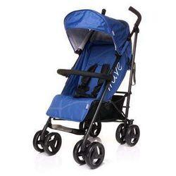Wózek spacerowy Wave niebieski