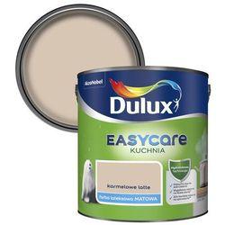 Farba Dulux Easycare Kuchnia Karmelowe Latte 25 L