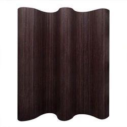 vidaXL Przegroda z parawanu bambusowego brązowa Darmowa wysyłka i zwroty