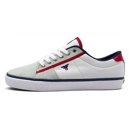 buty FALLEN - Bomber White/Red/Blue/Black (WHITE-RED-BLUE-BLACK) rozmiar: 44