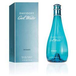 Davidoff, Cool Water Woman, woda toaletowa, 50 ml