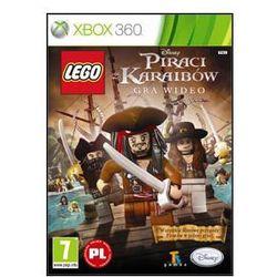LEGO Piraci z Karaibów PL (X360)