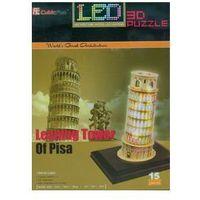 Cubic Fun, puzzle 3D Krzywa Wieża
