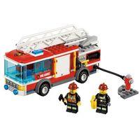 Lego CITY Wóz strażacki 60002