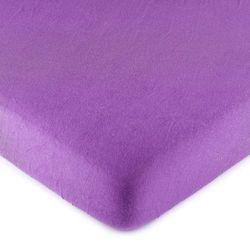 4Home prześcieradło jersey, fioletowe, 160 x 200 cm, 160 x 200 cm