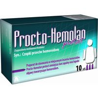 Procto-Hemolan czop.x 10