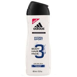 Adidas 3in1 Hydra Sport 250ml M Żel pod prysznic