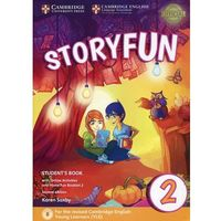 Storyfun for Starters 2 Student's Book with Online Activities and Home Fun Booklet 2 (opr. miękka)