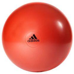Piłka gimnastyczna 75 cm + pompka ADIDAS (pomarańczowa)