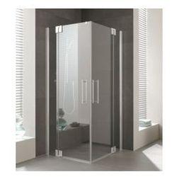 Drzwi Kermi Pasa XP 90x200cm wahadłowe z polem stałym prawe PXEPR090201PK