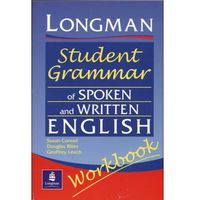 Longmans Student Grammar of Spoken & Written English (opr. miękka)
