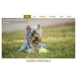 Szablon Joomla / WordPress dla hodowli psów SH2c