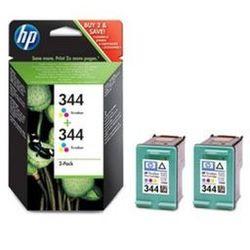 Tusz HP C9505EE nr 344 (2x14ml) zestaw dwupak trójkolorowy 2szt.