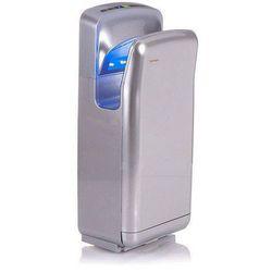 Kieszeniowa suszarka do rąk Warmtec JetFlow 1650 1650W, automatyczna, srebrna, ABS