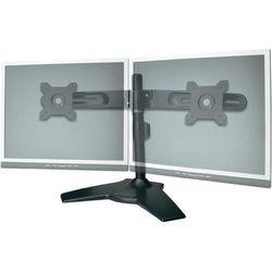 """Uchwyt do monitora, stojący Digitus DA-90322, 38,1 cm (15"""") - 134,6 cm (53""""), Maksymalny udźwig: 15 kg, do 2 monitorów"""